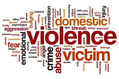 violences conjugales dans le divorce